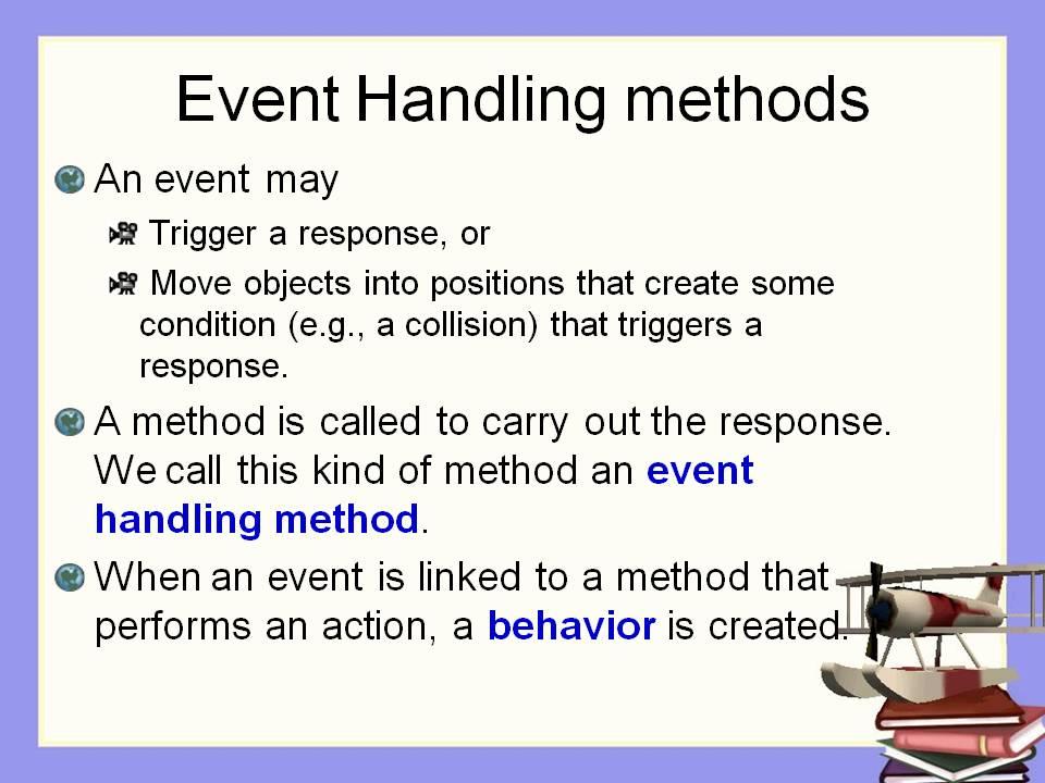 make event program